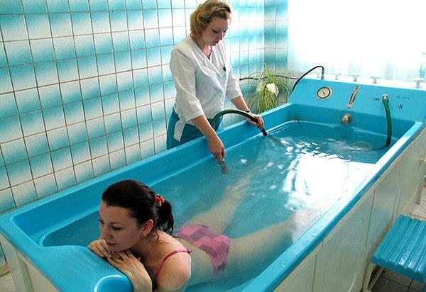 Радоновые ванны в москве и подмосковье цены
