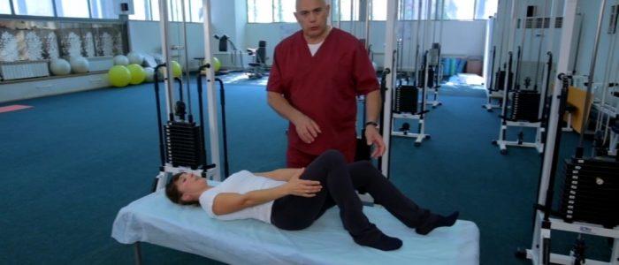 Упражнения при геморрое от бубновского