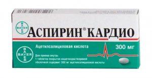 Аспирин помогает при геморрое