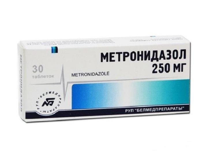 Метронидазол и геморрой: как применять, побочные явления