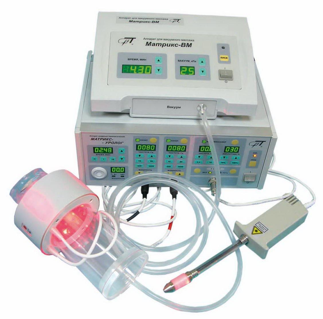 Лечение простатита вакуумным прибором простатит передается ли по наследству