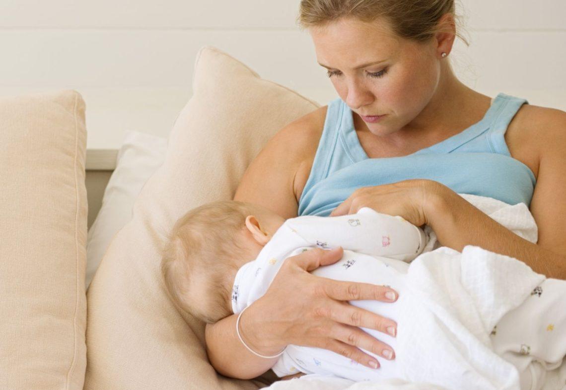 Лечение анальной трещины кормящей маме